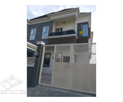 semi detached 4bedroom with Bq lekki