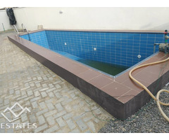 5 bed room detached duplex  Bq  and swimming pool ikota lekki