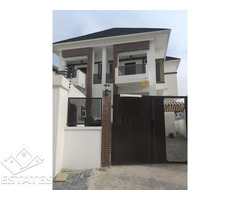 4bedroom semi detached duplex Bq ikota lekki