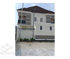 duplex in lekki, 4bedroom duplex in lagos, semi detacched duplex