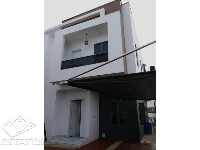 4Bedroom Semi Detached Duplex Bq Chevron Lekki